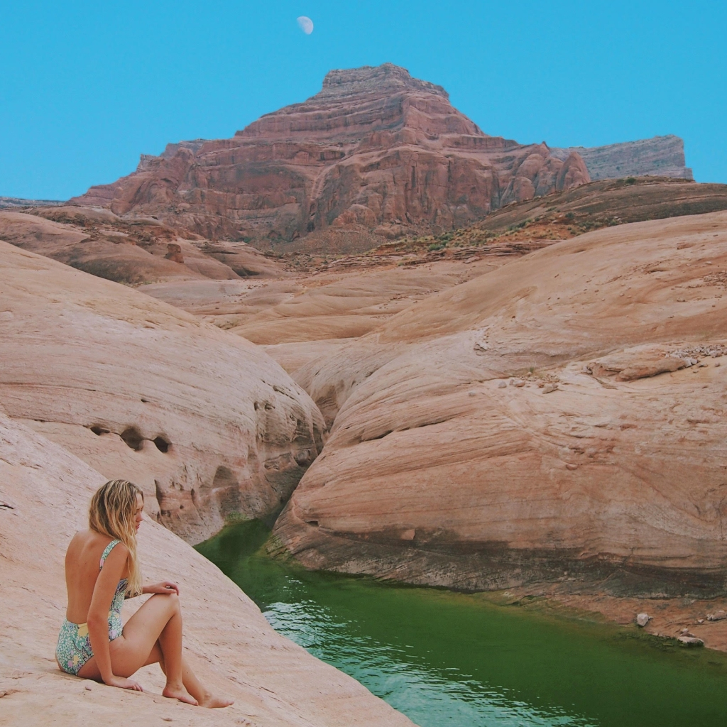 wildandfreejewelry, wildandfreeblog, corina brown, lake powell, wild and free