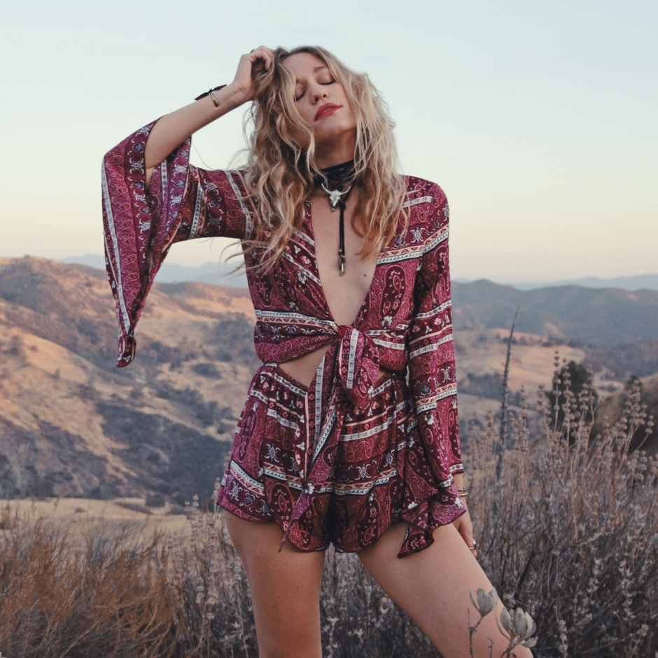 le salty, le salty label, elke romper, wild and free blog