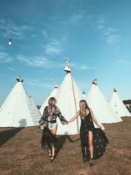 falls festival, wild and free blog, auguste the label
