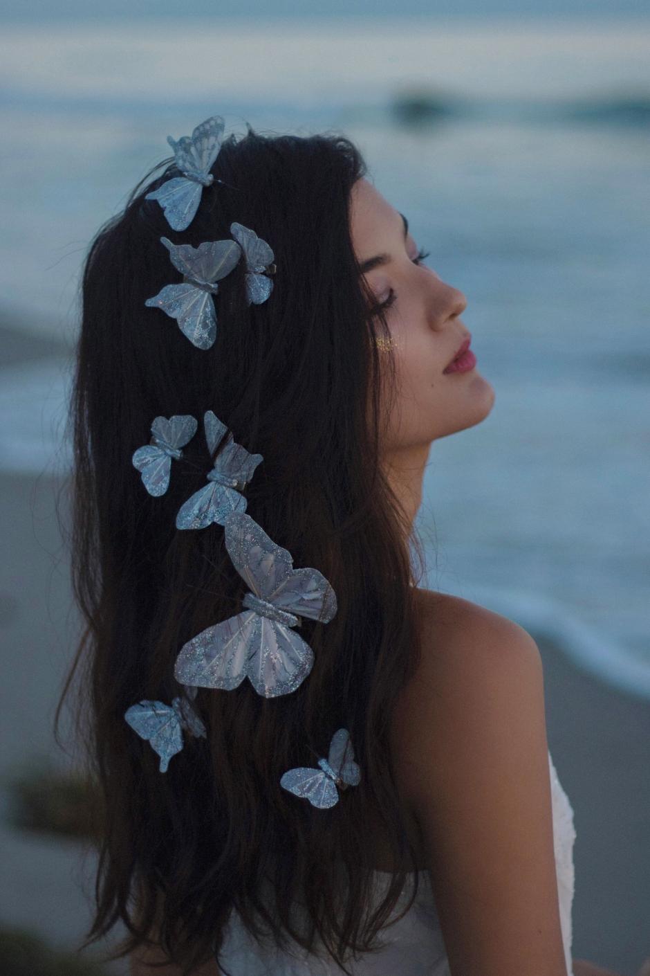 Elissa Villa for Wild & Free Jewelry